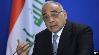 عبد المهدي: إسرائيل تتحمل مسؤولية الهجمات التي استهدفت مواقع الحشد الشعبي العراقي