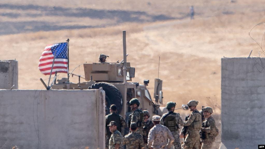 تداعيات الانسحاب الأميركي من سورية