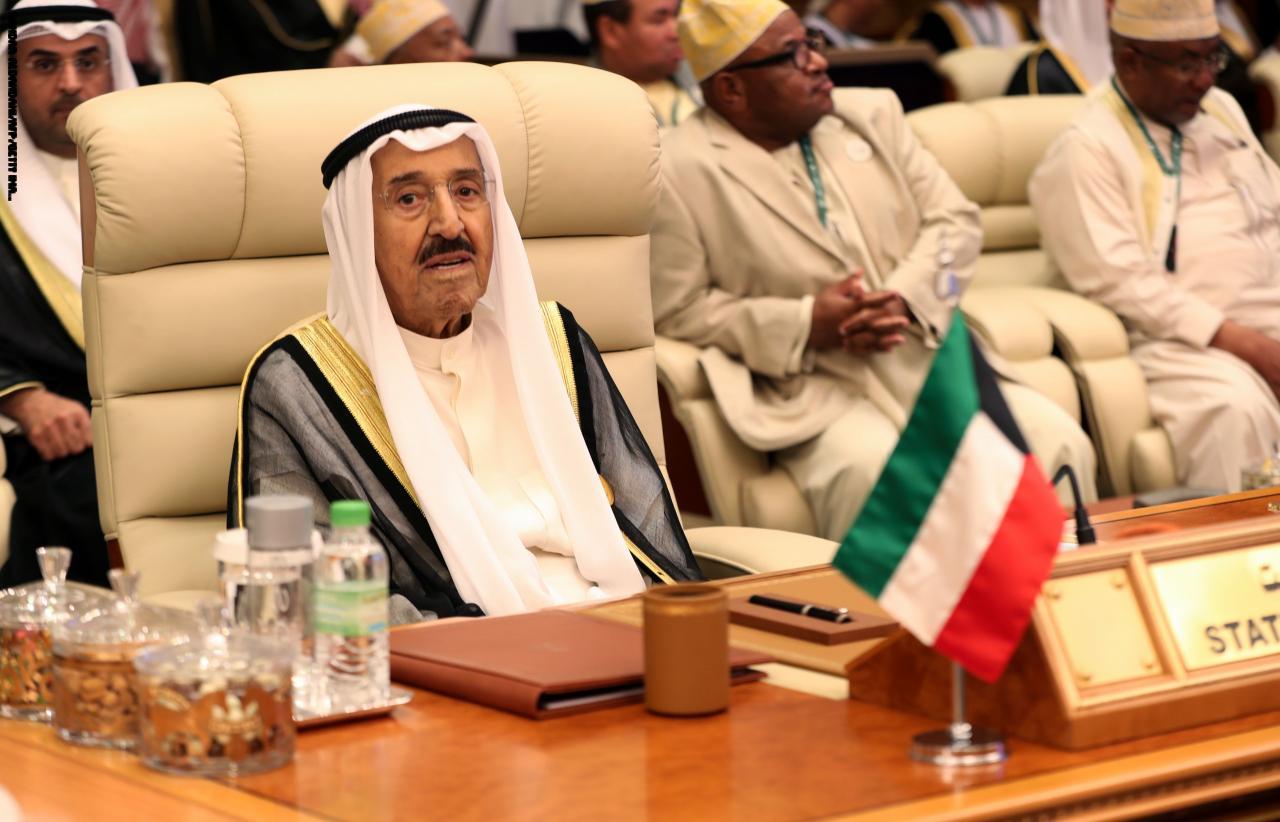 أمير الكويت: استمرار الخلاف بين دول مجلس التعاون الخليجي لم يعد مقبولا