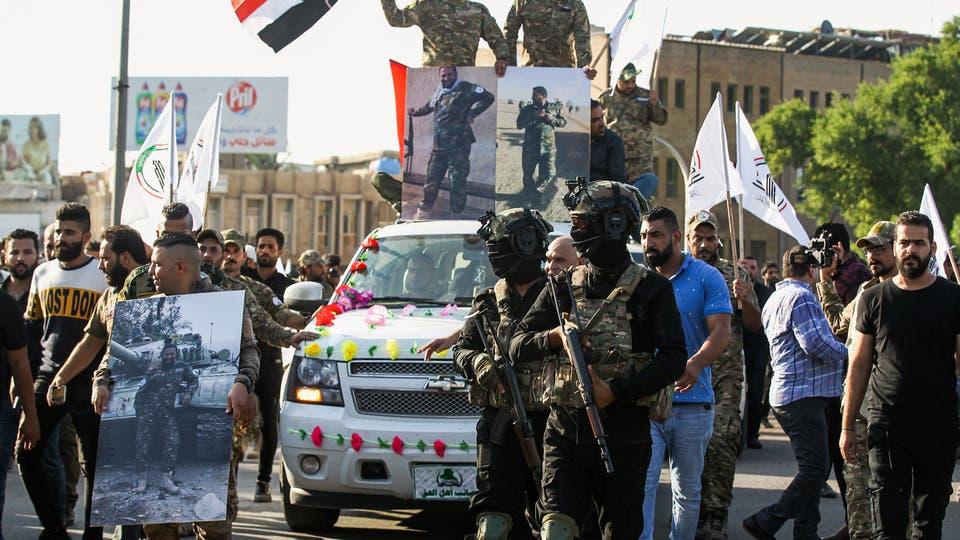 جهاز مكافحة الإرهاب العراقي ينشر قوات لحماية منشآت سيادية في بغداد