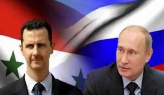 الكرملين: بوتين يشرح للأسد نتائج محادثاته مع تركيا في اتصال هاتفي