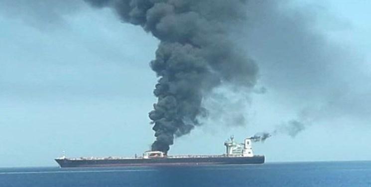 انفجار يستهدف ناقلة إيرانية قرب ميناء جدة