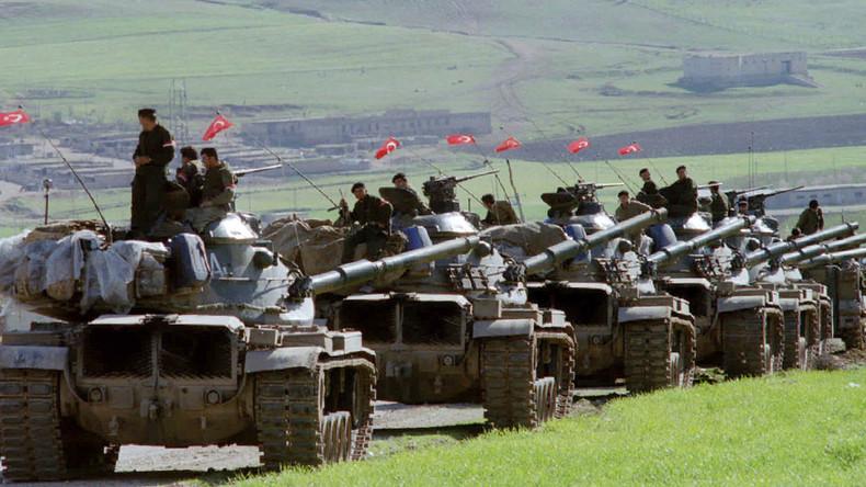 """نبع السلام"""" تسبب في تشديد الأزمة الإنسانية في الشرق الأوسط"""