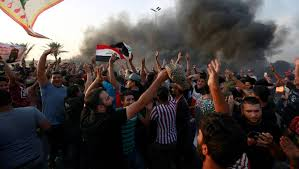 السيستاني: مسؤولية المحافظة على سلمية الاحتجاجات تقع على قوات الأمن