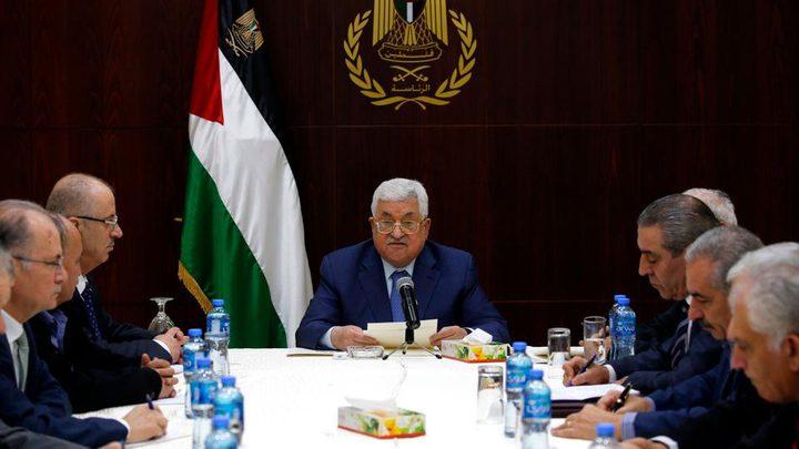 عباس يجتمع مع كل من بوتين وماكرون على هامش مشاركتهما في المنتدى الدولي للمحرقة النازية