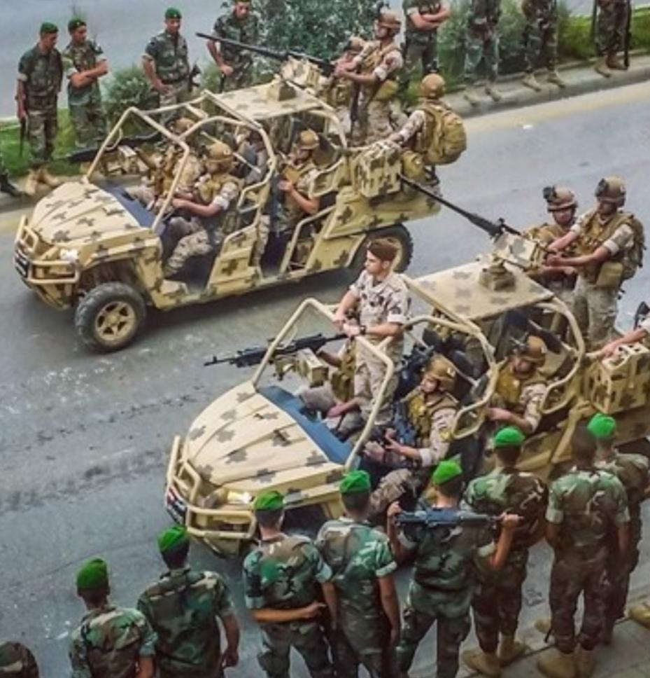 """""""إسرائيل"""" وراء حجب المساعدات الأميركية عن الجيش اللبناني"""