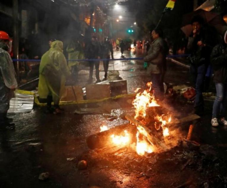 روسيا تقول إن انقلابا منسقا حدث في بوليفيا على ما يبدو