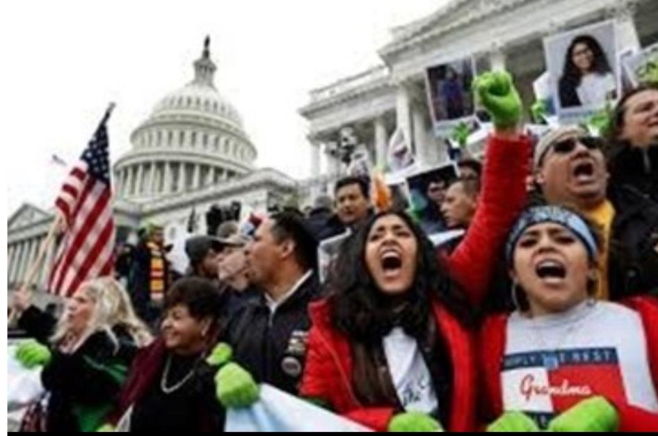 """واشنطن بوست تدعو الكونغرس لتحرير المهاجرين """"الحالمين"""""""