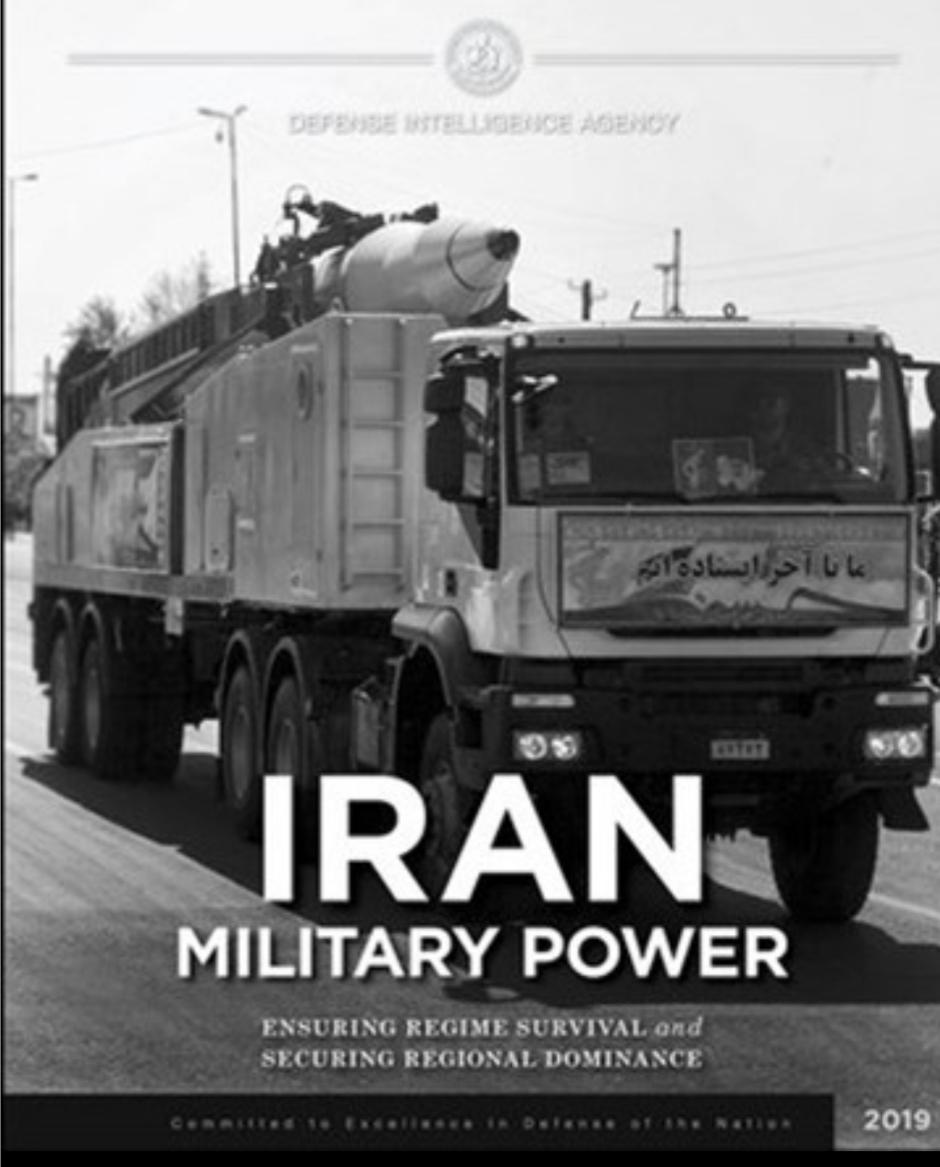 تقرير للبنتاغون: إيران تملك أكبر قوة صاروخية في الشرق الأوسط