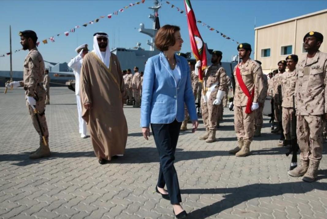 وكالة: هولندا تشارك في المهمة البحرية بقيادة فرنسا في مضيق هرمز
