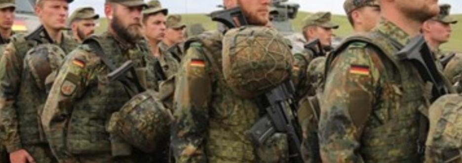 زيادة الإنفاق العسكري الأطلسي والتهديد الروسي