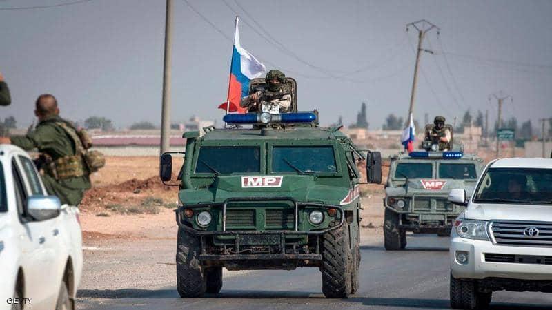 تركيا وروسيا تنفذان أول دوريات مشتركة في شمال شرق سوريا