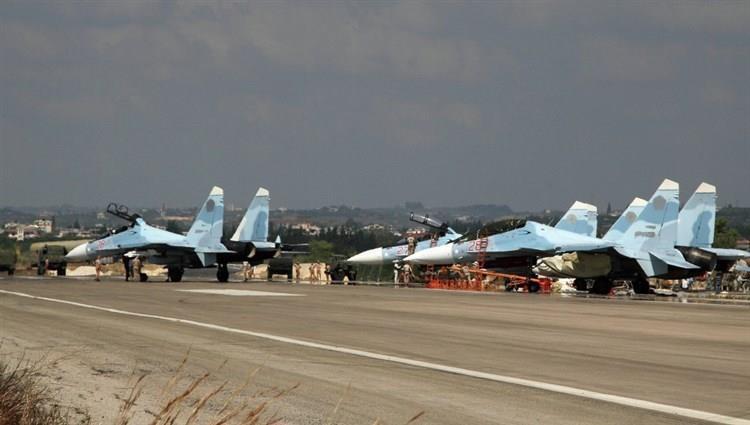 روسيا تقيم قاعدة هليكوبتر بشمال شرق سوريا