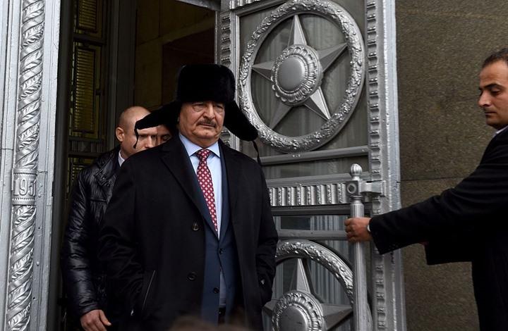 التايمز: هذه أهداف بوتين من الدخول إلى الساحة الليبية
