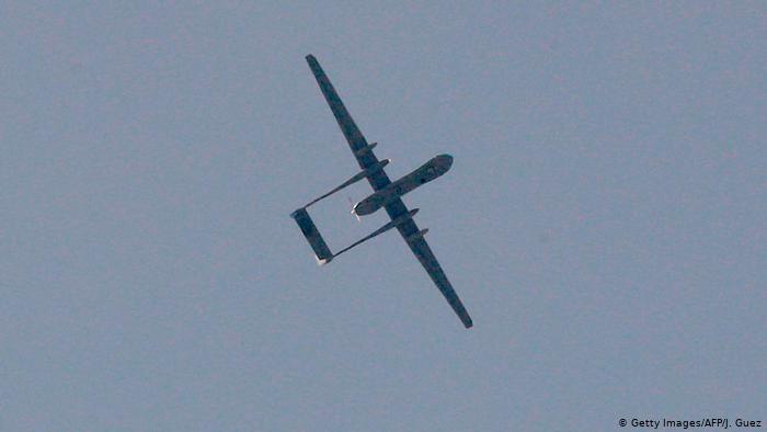 معاريف: تعرّض طائرة إسرائيلية مسيّرة لإطلاق نار فوق أراضي الجنوب اللبناني