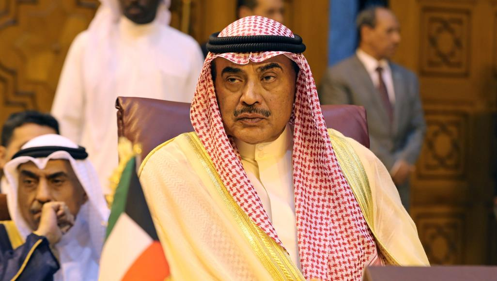 أمير الكويت يعين وزير الخارجية رئيسا جديدا للوزراء