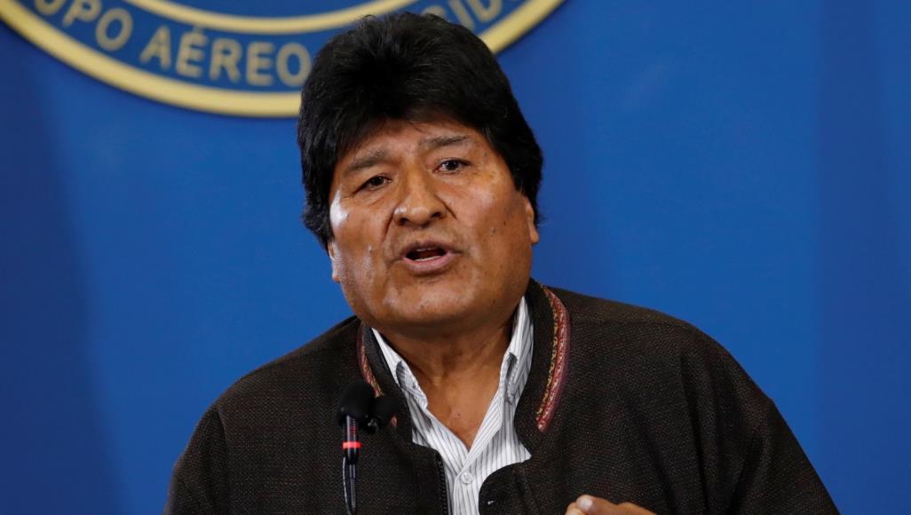 رئيس بوليفيا يدعو لإجراء انتخابات جديدة