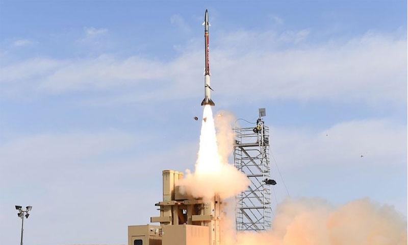 """موقع إخباري صيني: سورية نقلت إلى روسيا أحد صواريخ منظومة """"مقلاع داود"""" الإسرائيلية"""