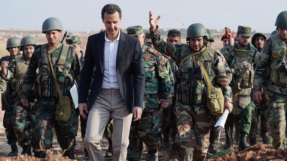 الأسد: مناطق شمال شرق سوريا الخاضعة الآن لسيطرة الأكراد ستعود لسيطرة الدولة
