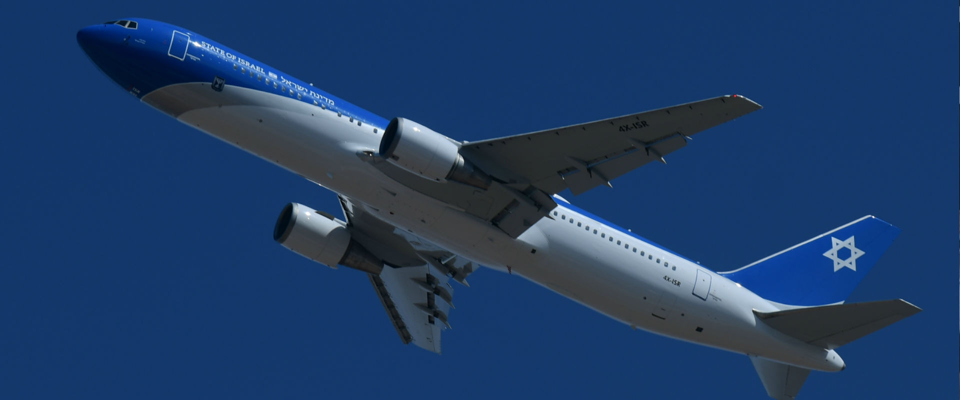 يديعوت أحرونوت: انتهاء أول اختبار لطائرة الركاب الجديدة الخاصة بنقل رؤساء الدولة ورؤساء الحكومة