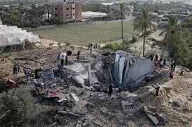استشهاد ستة مدنيين في عدوان إسرائيلي جديد في غزة