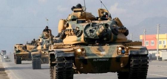 الجيش السوري يواصل انتشاره على الحدود مع تركيا