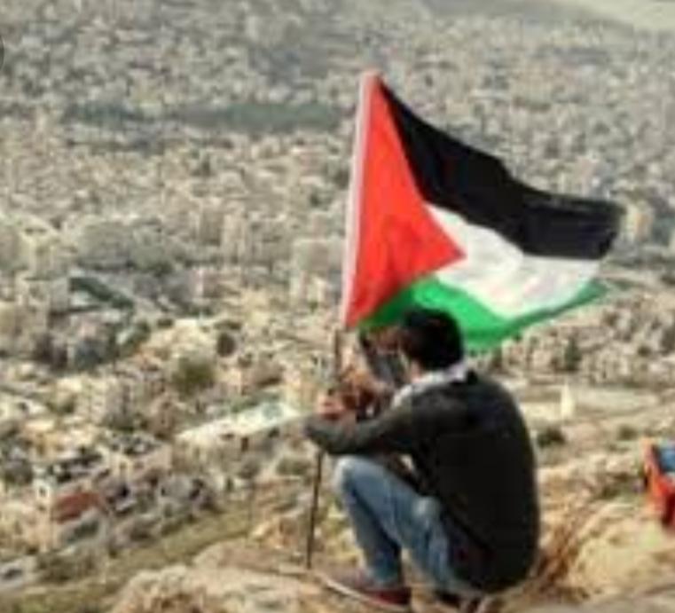 مشروع الضمّ والصراع على فلسطين