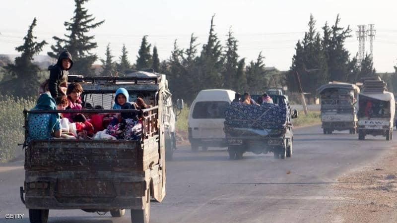 فشل الاستفزاز الكيميائي أعده مسلحون في إدلب
