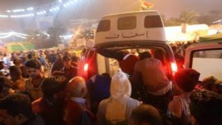 صاروخ يصيب منزل مقتدى الصدر بعد هجوم دام ببغداد