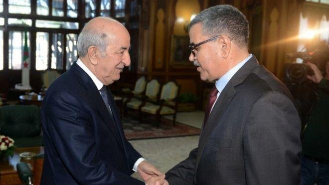 الجزائر تعين رئيسا جديدا للوزراء
