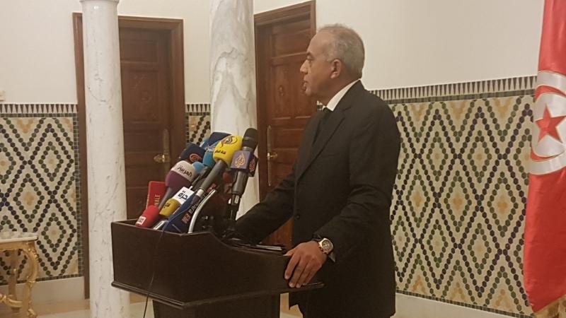 رئيس الوزراء المكلف في تونس يقول إنه سيشكل حكومة من المستقلين