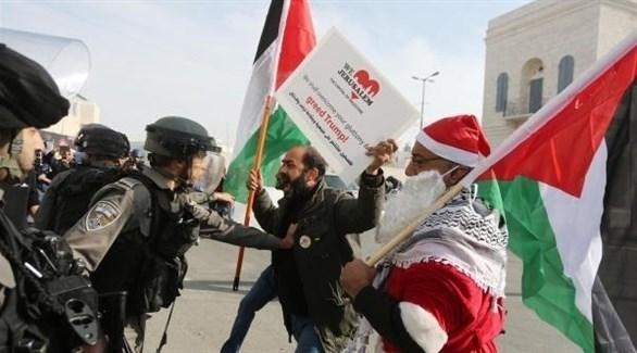 إسرائيل تمنع مسيحيي قطاع غزة من زيارة بيت لحم والقدس في عيد الميلاد