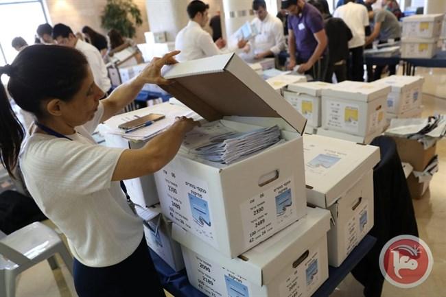 لجنة الانتخابات الإسرائيلية المركزية تصادق على تقديم موعد إجراء الانتخابات المقبلة