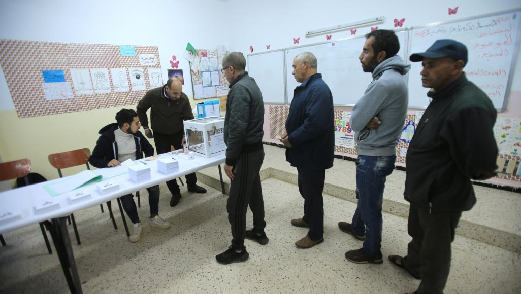 بدء انتخابات الرئاسة في الجزائر