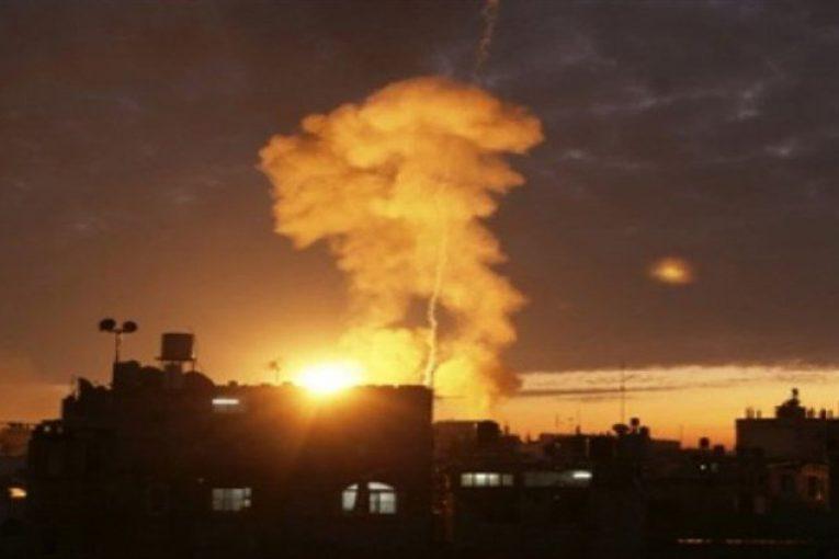 وسائل إعلام رسمية: الدفاعات الجوية السورية تتصدى لصواريخ قادمة من إسرائيل