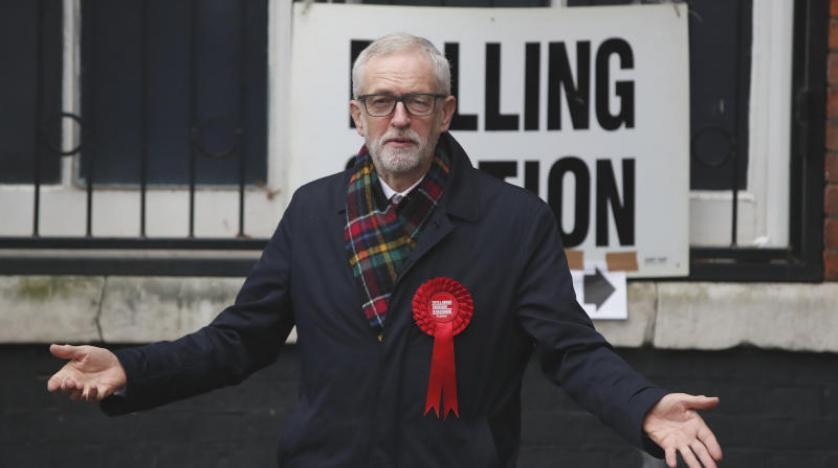 """إسرائيل """"منزعجة جدا"""" من وجود كوربين في السباق الانتخابي البريطاني"""