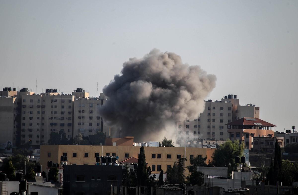 معاريف: مصدر عسكري إسرائيلي رفيع..الأوضاع في قطاع غزة تميل نحو التسوية