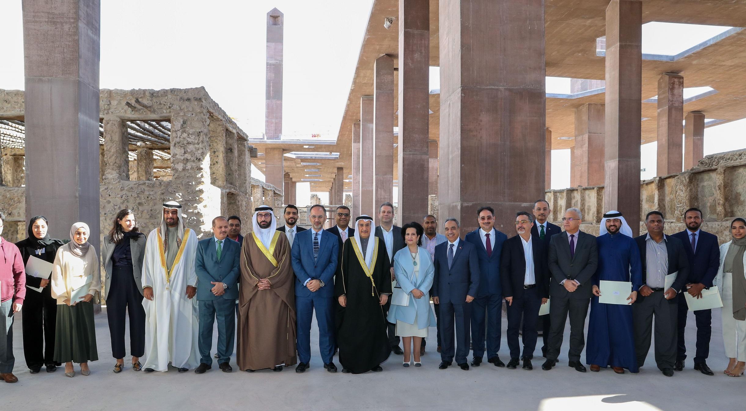 """احتفال في البحرين بالمشروع الفائز بجائزة الآغا خان للعمارة """"إعادة إحياء المحرق"""""""