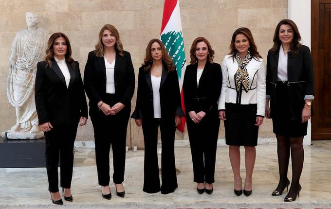وزيرات لبنان الجدد وكل تفاصيل حياتهن
