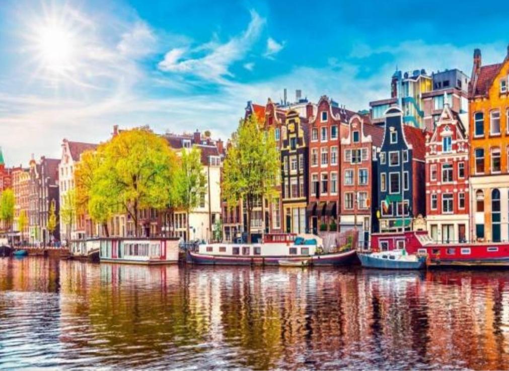 هولندا تنهي وجودها على الخريطة رسميا