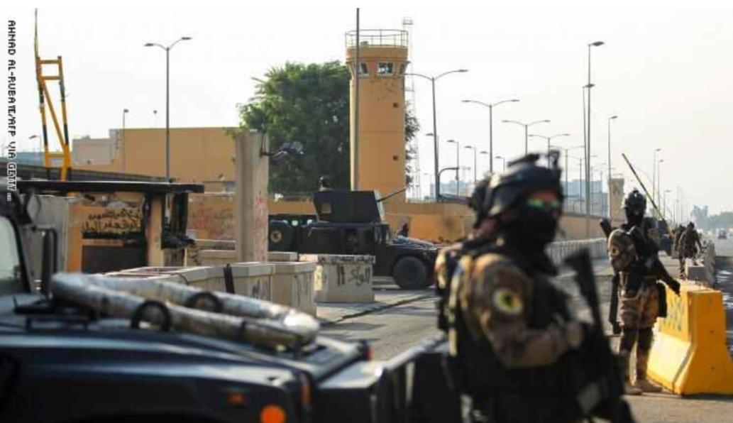 مقتدى الصدر يدعو لطرد القوات الأمريكية بصورة مذلة