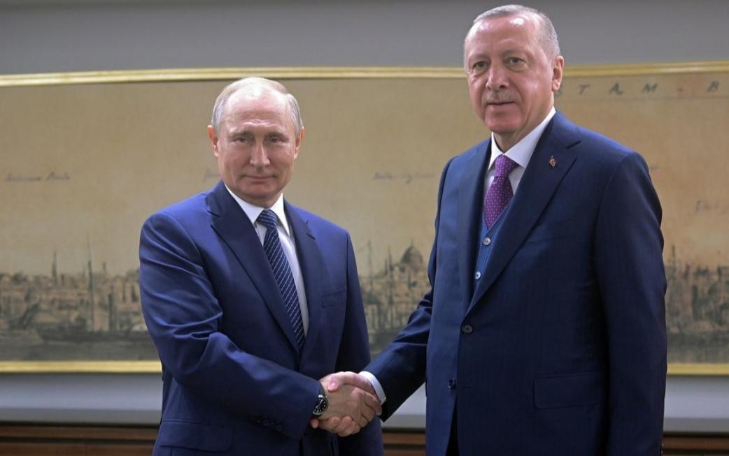 مسعى تركي روسي لوقف إطلاق النار بليبيا في 12 يناير