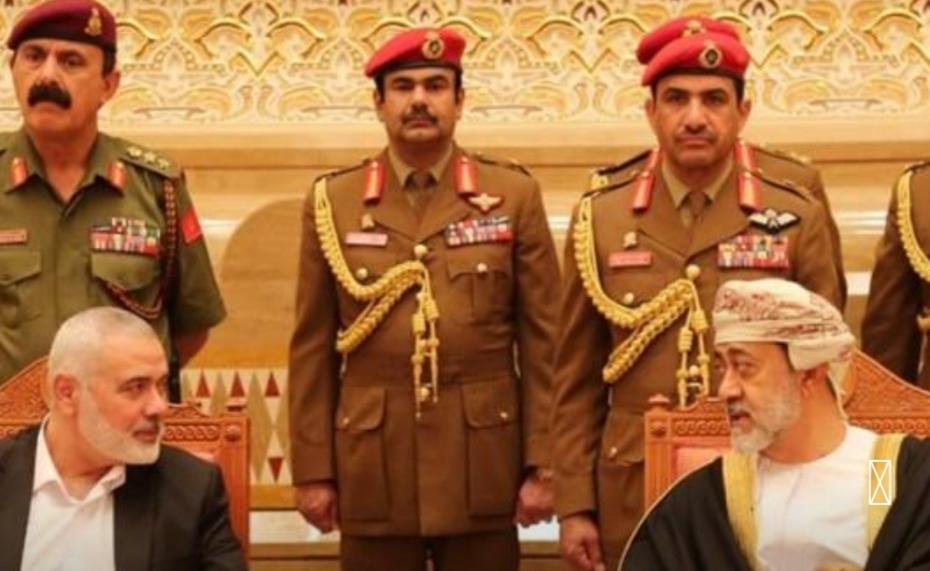 حماس تعزّي بوفاة السلطان قابوس بن سعيد