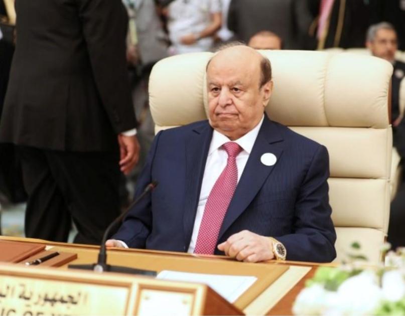 الرئيس اليمني: الجيش يجب أن يكون على أهبة الاستعداد بعد هجوم