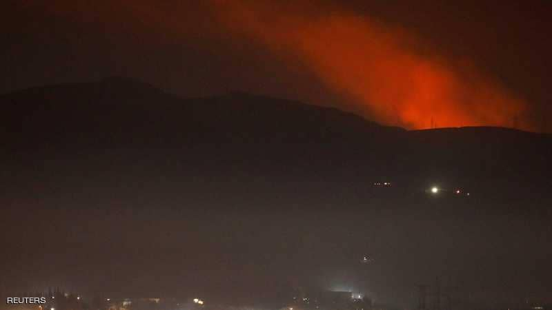 معاريف: على الرغم من التوتر في قطاع إيران..سيواصل سلاح الجو الإسرائيلي مهاجمة أهداف في سورية