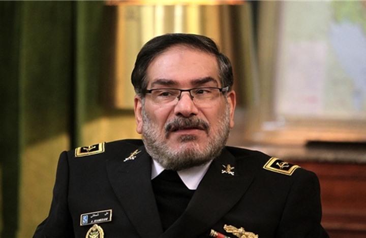 نفي إيراني رسمي لتصريحات شمخاني عن سيناريوهات الرد