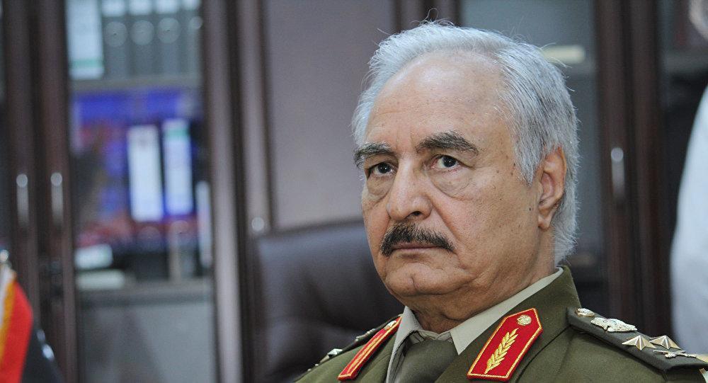 ألمانيا: حفتر ملتزم بوقف إطلاق النار في ليبيا