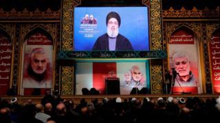 حزب الله يقول حان الوقت كي يبدأ حلفاء إيران الرد على مقتل سليماني