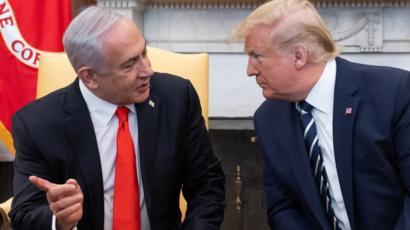 """حماس: تصريحات ترامب بشأن خطة السلام """"عدوانية"""" واقتراحاته بشأن القدس """"فارغة"""""""