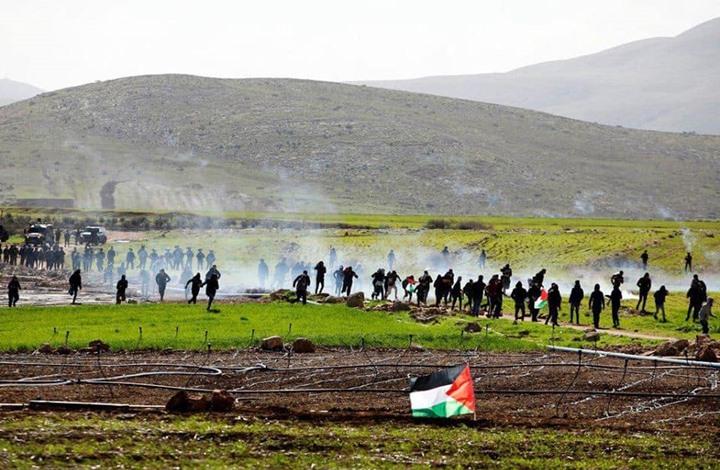 تيسير خالد: ممارسات جيش الاحتلال في جبل العرمه ترقى الى مستوى جرائم الحرب